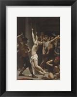 Framed Flagellation of Christ