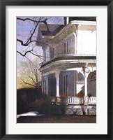 Framed Winter at Truman's