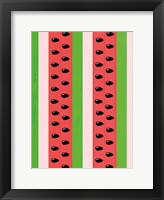 Framed Watermelon Love