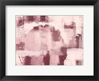 Framed Distressed Blush 1