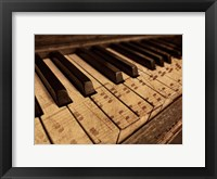 Framed Acoustic Melody 1