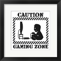Framed Gaming Zone