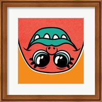 Framed Goofy Monster 2