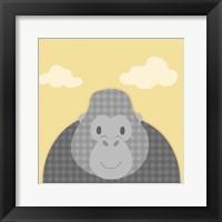 Framed Funky Monkey