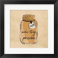 Framed Faith Jar 1