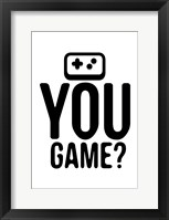 Framed You Game