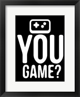 Framed You Game Reverse