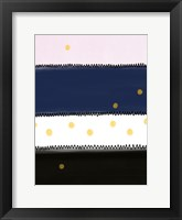 Framed Abstract Rectangles