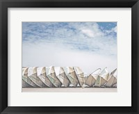 Framed Wooden Boats