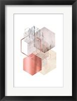 Framed Hexagonal Geo 1