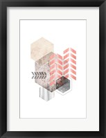 Framed Hexagonal Geo 2