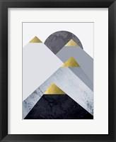 Framed Mountains 2