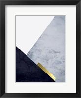 Framed Mountain Grey 3