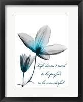 Framed Wonderful Life