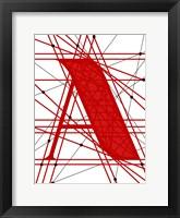 Framed A