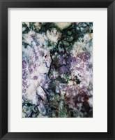 Framed Light Smog Abstract