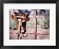 Framed Saddle Up