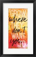 Framed Grow Blush