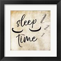 Framed Sleep Time