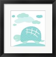 Framed Turtle Fun