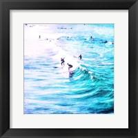Framed Wave Time