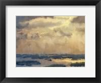 Framed Morning Sky