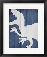 Framed Dino 4