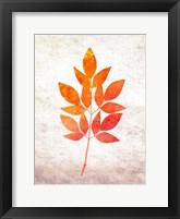 Framed Bold Foliage 1