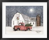Framed Wintery Weather