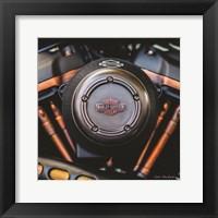 Framed Harley II