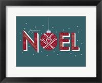 Framed Joyeaux Noel