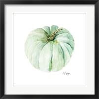 Framed Mint Pumpkin