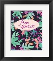 Framed Free Spirit 1