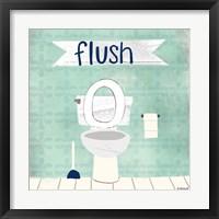 Framed Flush