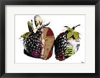 Framed Strawberries II