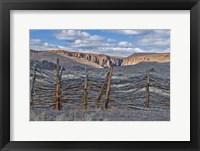 Framed Box Canyon Ranch