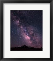 Framed Sisters Milky Way