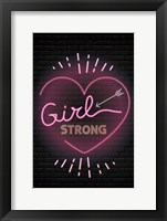 Framed Girl Strong