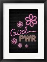 Framed Girl Pwr