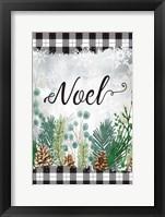 Framed Noel