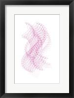Framed Abstract Birds II