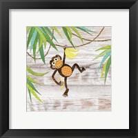 Framed Monkey
