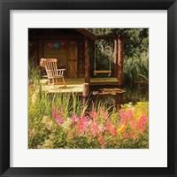 Framed Garden IV