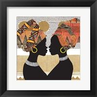 Framed African Women