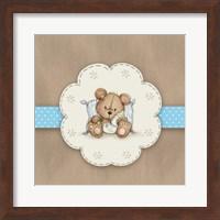 Framed Baby Bear