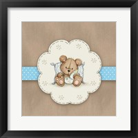 Framed Baby Bear