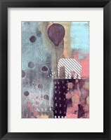 Framed Elephant and the Balloon