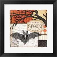 Framed Spooky