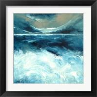 Framed Winter Sea