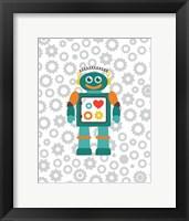 Framed Robot V
